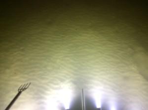 Underwater Boat Gigging Light