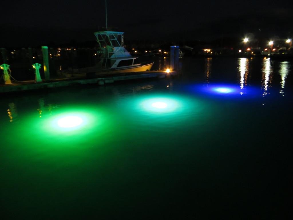 underwater led dock lights 25 high power leds 75. Black Bedroom Furniture Sets. Home Design Ideas