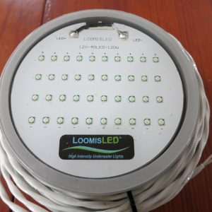 Loomis LED Underwater Transom Light