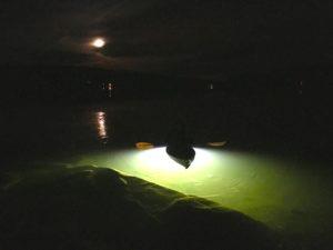 Underwater Kayak Fishing Lights